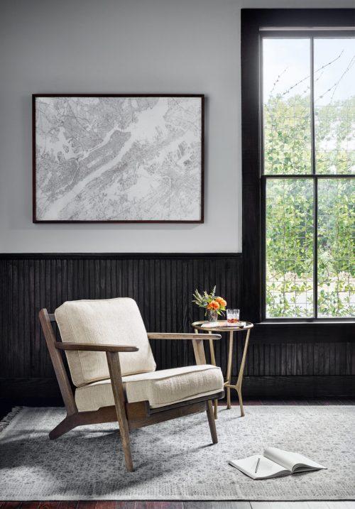 Brooks Lounge Chair Avant Natural