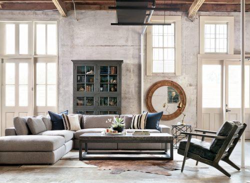 Brooks Lounge Chair Rialto Ebony 3