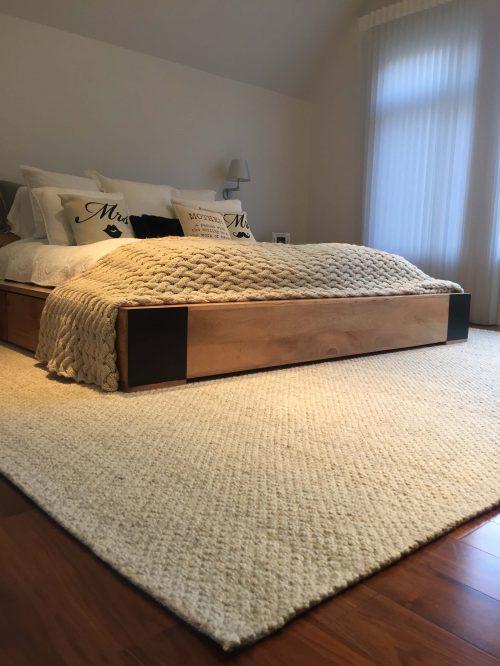 tapis fibres naturelles arya. Black Bedroom Furniture Sets. Home Design Ideas