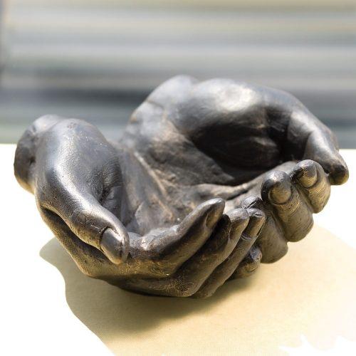 Iron Hand Bowl