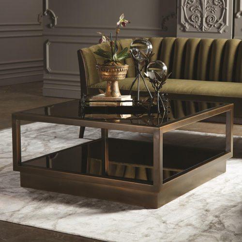 LeSueur Table Collection - Bronze